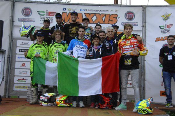 Campioni Italiani Under23/Senior 2016